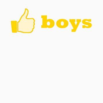 like boys by offpeaktraveler