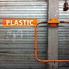 plastic. by Dan Algina