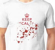 Keep cal... Unisex T-Shirt