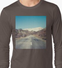 Road with mountain T-Shirt