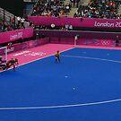 Olympics Hockey by ragman