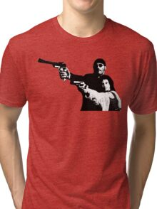 Léon: The Professional Tri-blend T-Shirt