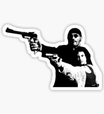 Léon: The Professional Sticker