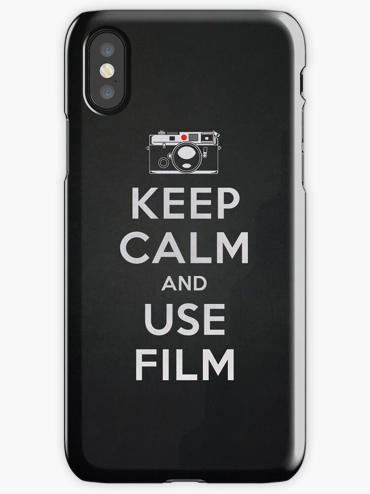 Keep Calm And Use Film by victorsbeard