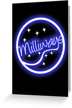Milliways by Becky Hayes