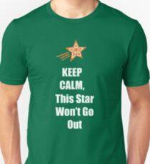Keep Calm, This Star Won't Go Out T-Shirt