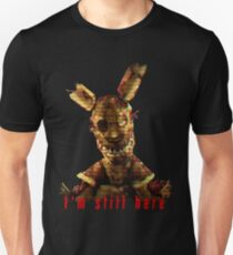 Springtrap Five Nights At Freddy's Unisex T-Shirt