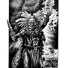 Ramatu the High Priest by tonyhough