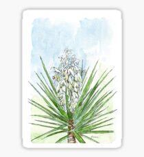 Yucca - Botanical Sticker
