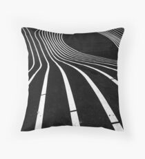 Superkilen, Copenhagen, Denmark Throw Pillow