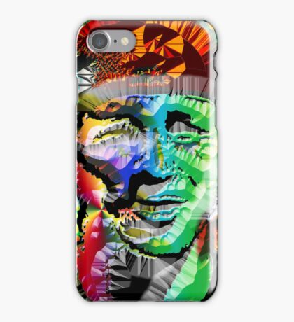 ALFRED E NEUMANN 2 iPhone Case/Skin