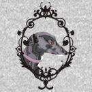 Tessa the Greyhound by wumbobot