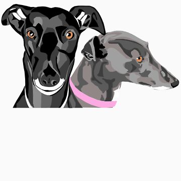 OMG Greyhounds by wumbobot