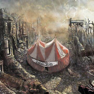Zombie Circus by ausven