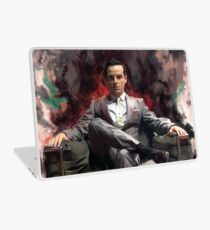 Jim Moriarty Laptop Skin