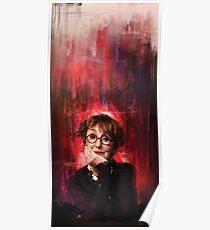 Mrs Hudson Poster