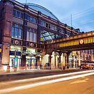 Pearse Train Station, Dublin by Alessio Michelini