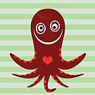 Squid of Pain by makoshark