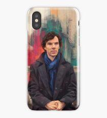 Watson & Sherlock iPhone Case