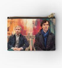 Watson & Sherlock Studio Pouch