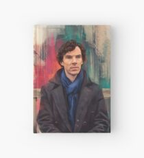 Watson & Sherlock Hardcover Journal