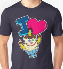I Love Triple Goober-Berry Sunrise  T-Shirt