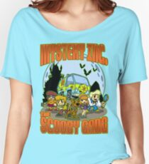 Mystery INC.  Women's Relaxed Fit T-Shirt