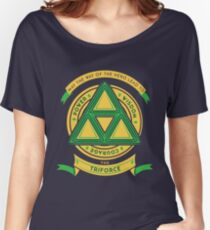 May the way of the hero lead to... Women's Relaxed Fit T-Shirt