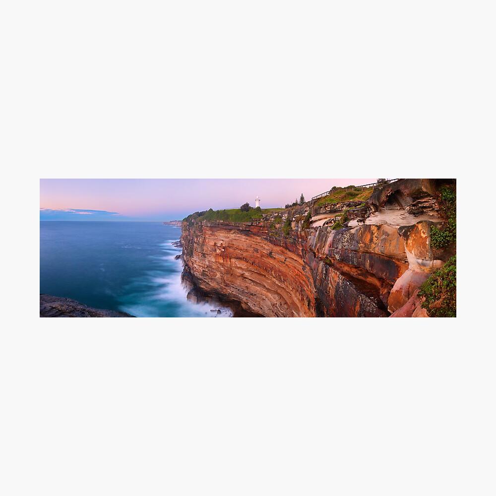 Watsons Bay Lighthouse, Sydney, New South Wales, Australia Photographic Print