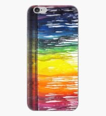 Lovely Dripping Crayons for your iPhone or iPod iPhone Case