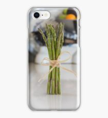 Asparagus iPhone Case/Skin