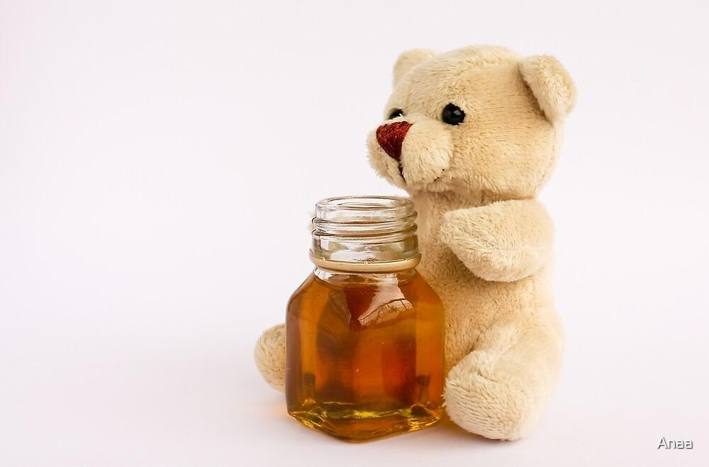 Honey Bear by Anaa