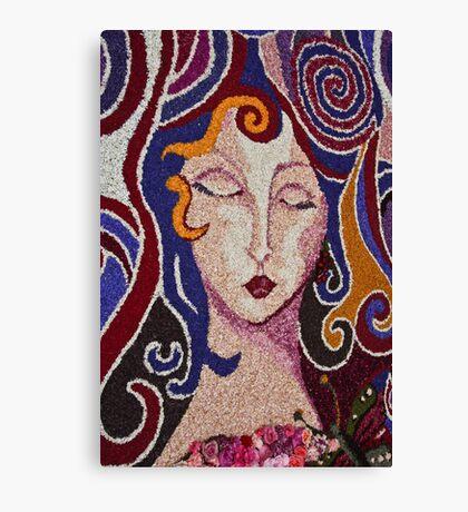 Spello Infiorite Canvas Print