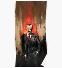 Mycroft Holmes Poster