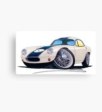 Lotus Elite Racer Canvas Print