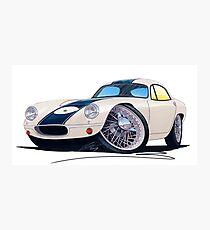 Lotus Elite Racer Photographic Print