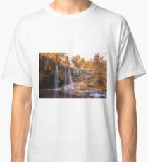 Duden Waterfall in Antalya Classic T-Shirt
