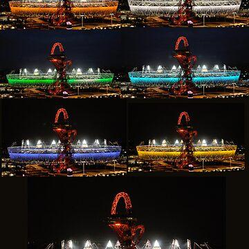 olympic stadium by dalyjk