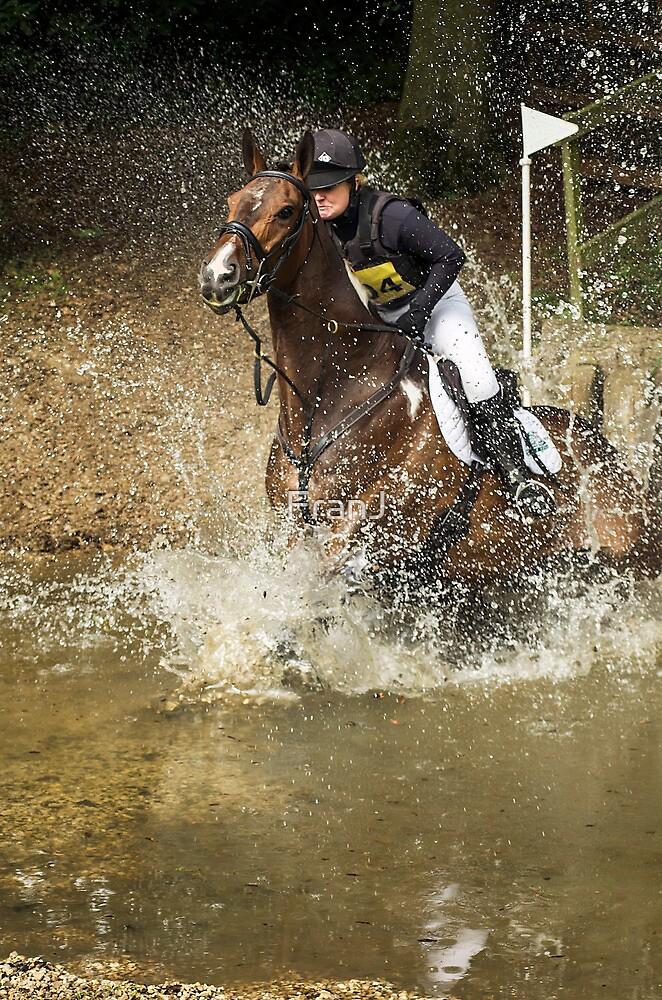 Making a Splash by FranJ