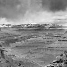 Vista Canyonlands National Park, Utah by Pete Paul