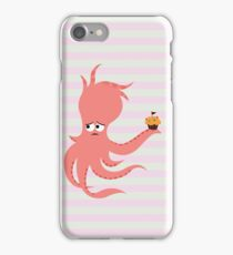 Squid of Awkward Condolence iPhone Case/Skin