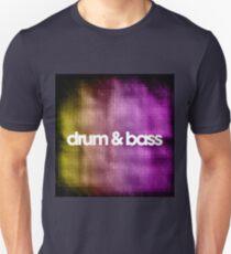 Drum & Bass (color harmonies)  Unisex T-Shirt