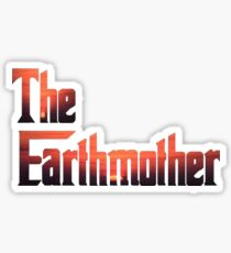 The Earthmother Sticker