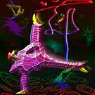 Break Dancer 5 by Daniel H Chui