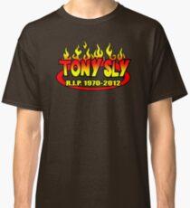 R.I.P. TONY SLY!! Classic T-Shirt