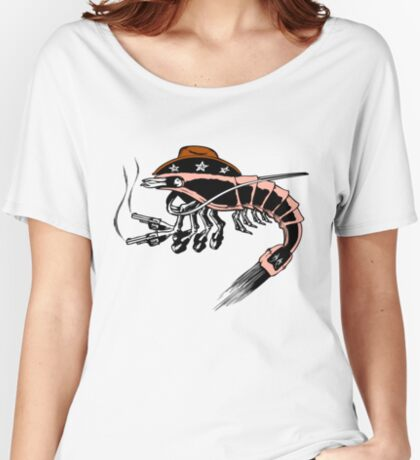 Prawn Women's Relaxed Fit T-Shirt