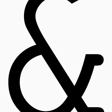 Ampersand (Courier New) by zachsbanks