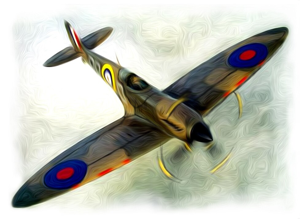 Spitfire by Steve's Fun Designs