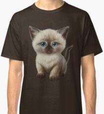 Cataclysm: Siamese Kitten Paws Classic T-Shirt