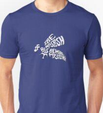 Best Beware My Sting - White Text Unisex T-Shirt